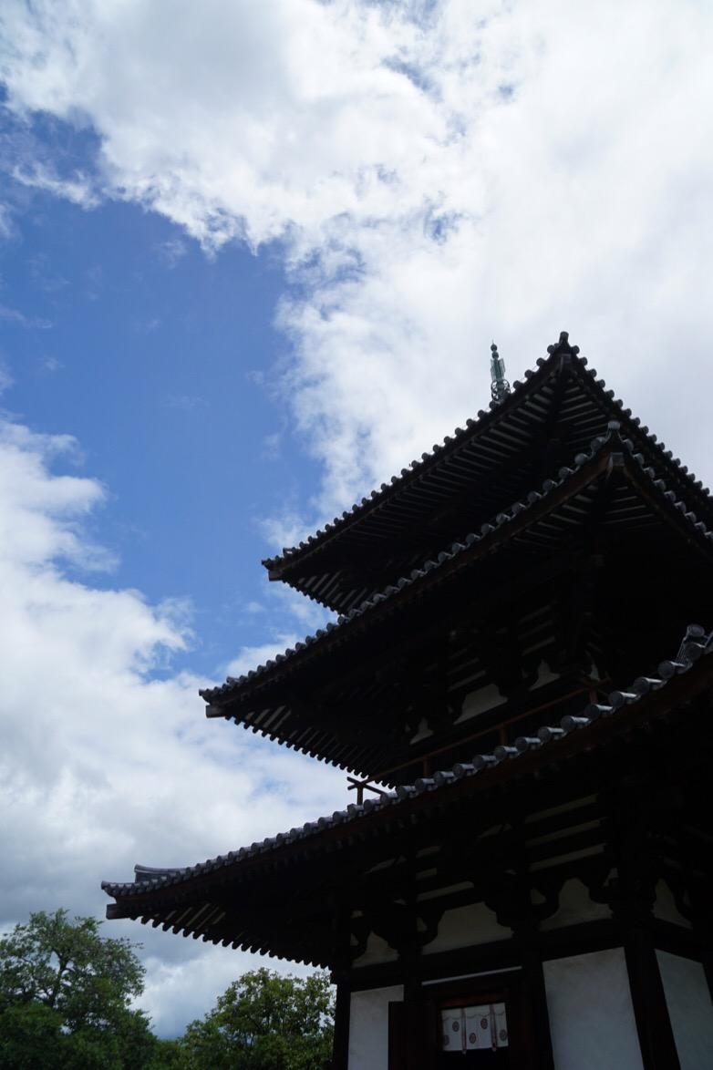 とても美しいお寺です。