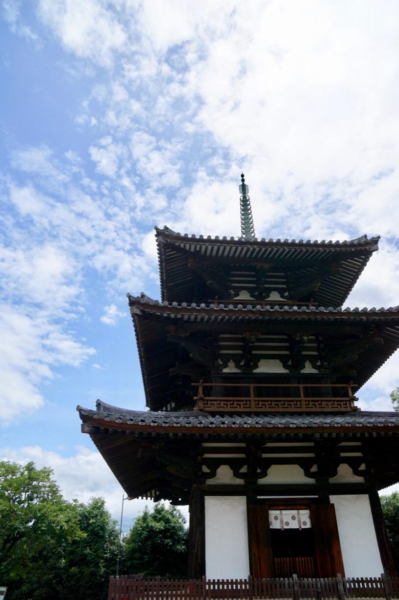 世界遺産に登録されています。静かないいお寺です。