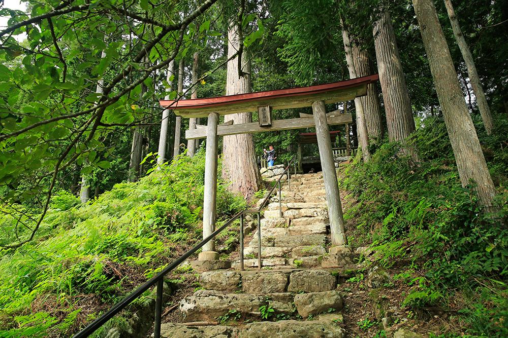 鎌倉神社。