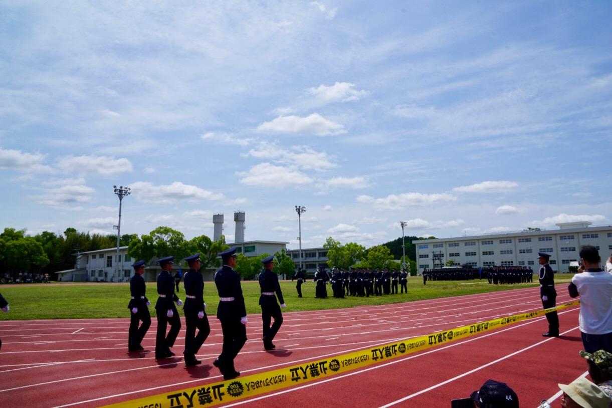とてもいいお天気でした。