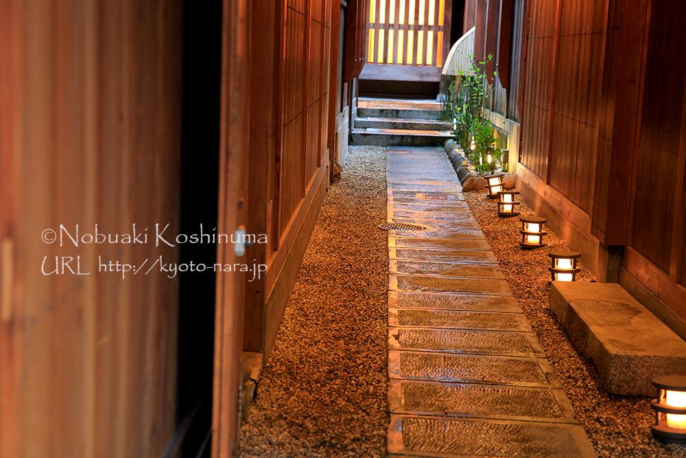 ならまちにある日本料理屋「ならまち茶寮 醉月(すいげつ)」。ゆっくり食事をしてみたいです。。。