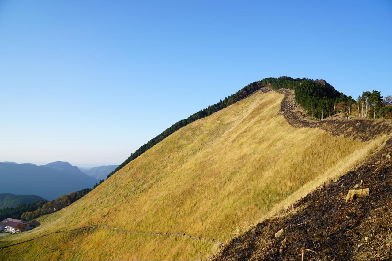 今回はこちらの山に登りました。