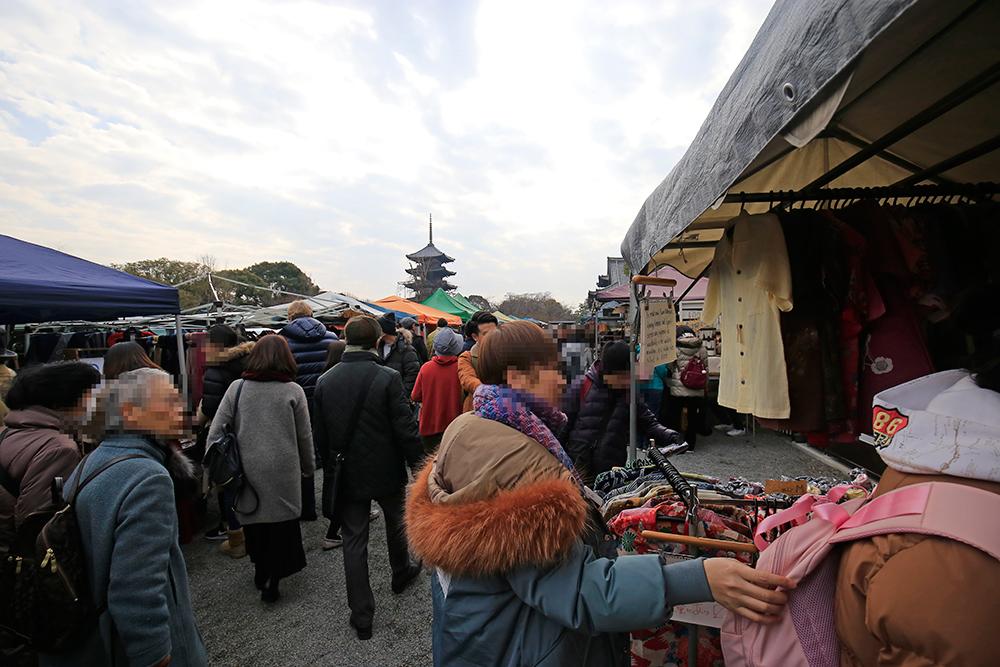 外国人観光客もたくさんいました。