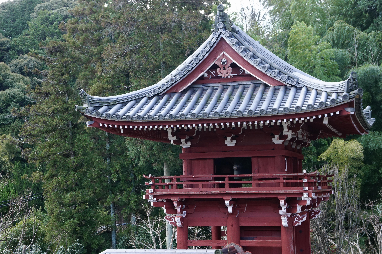 奥院楼門 重要文化財で江戸時代初期のものです。