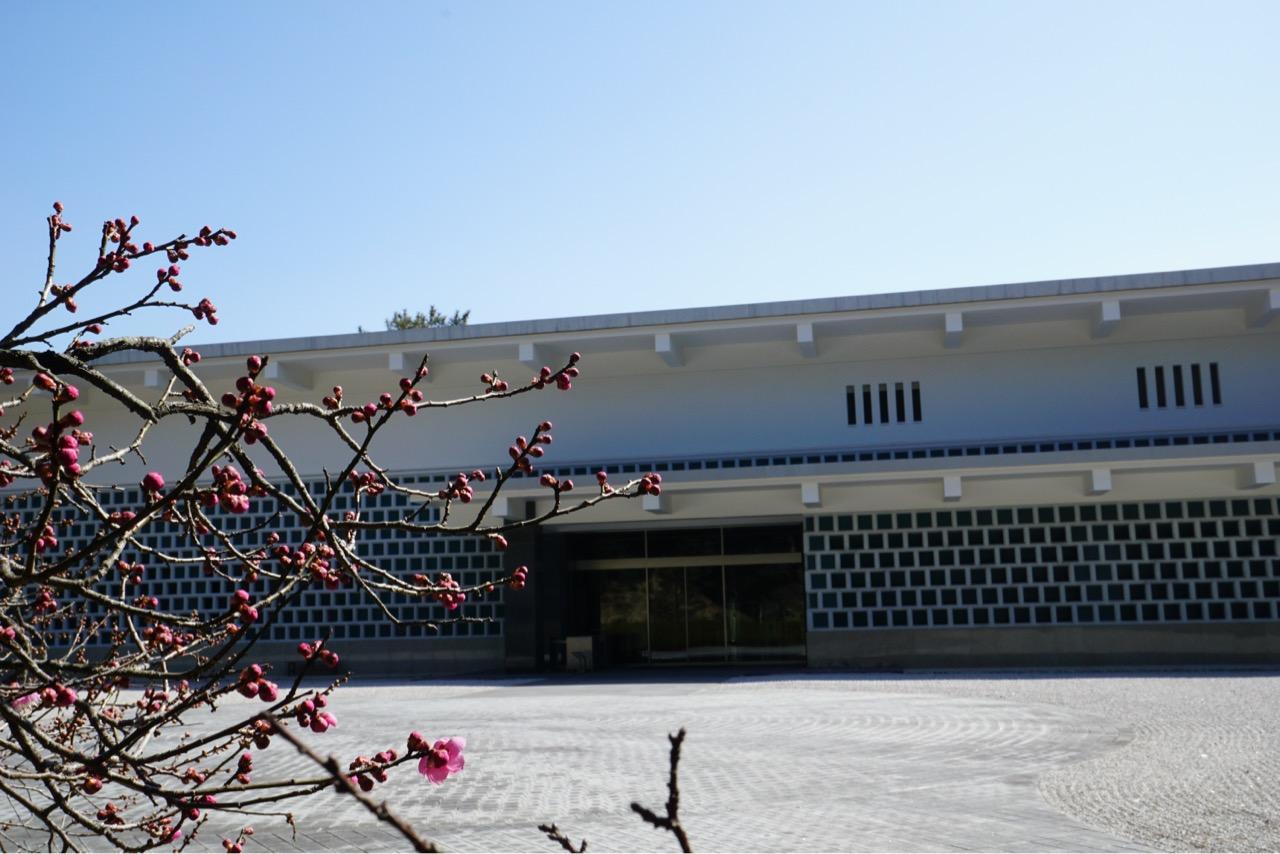美術館の建物