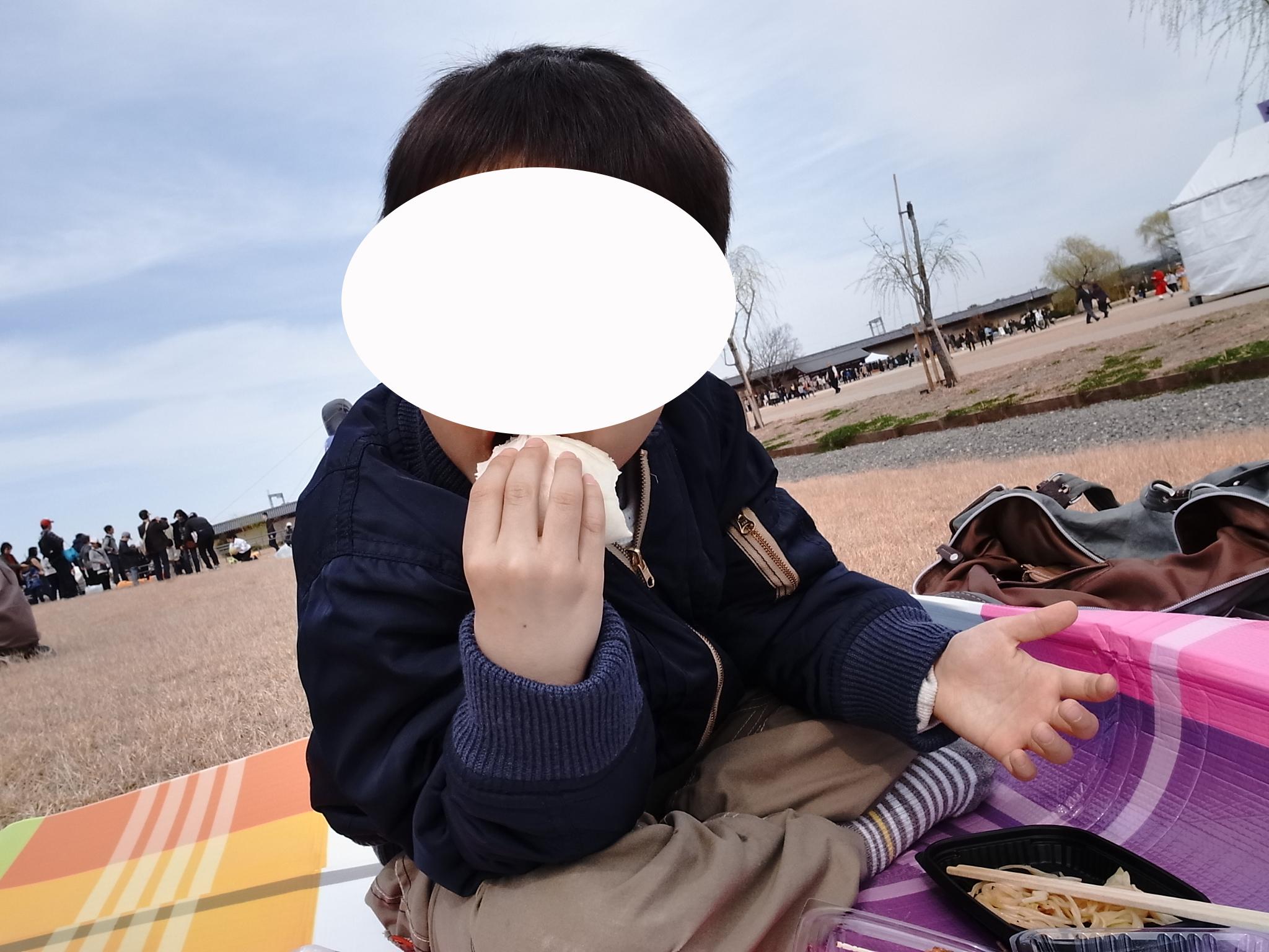 息子も美味しい、美味しいとモリモリ食べてました。