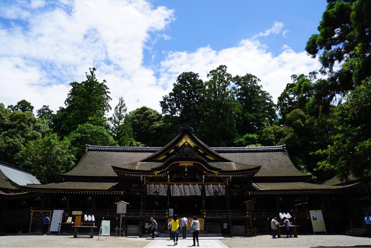 それと大神神社の笹ユリも。こちらも見頃を迎え楚々として美しい姿でした。