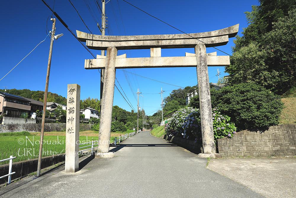 生駒市にある長弓寺に行ってきました。