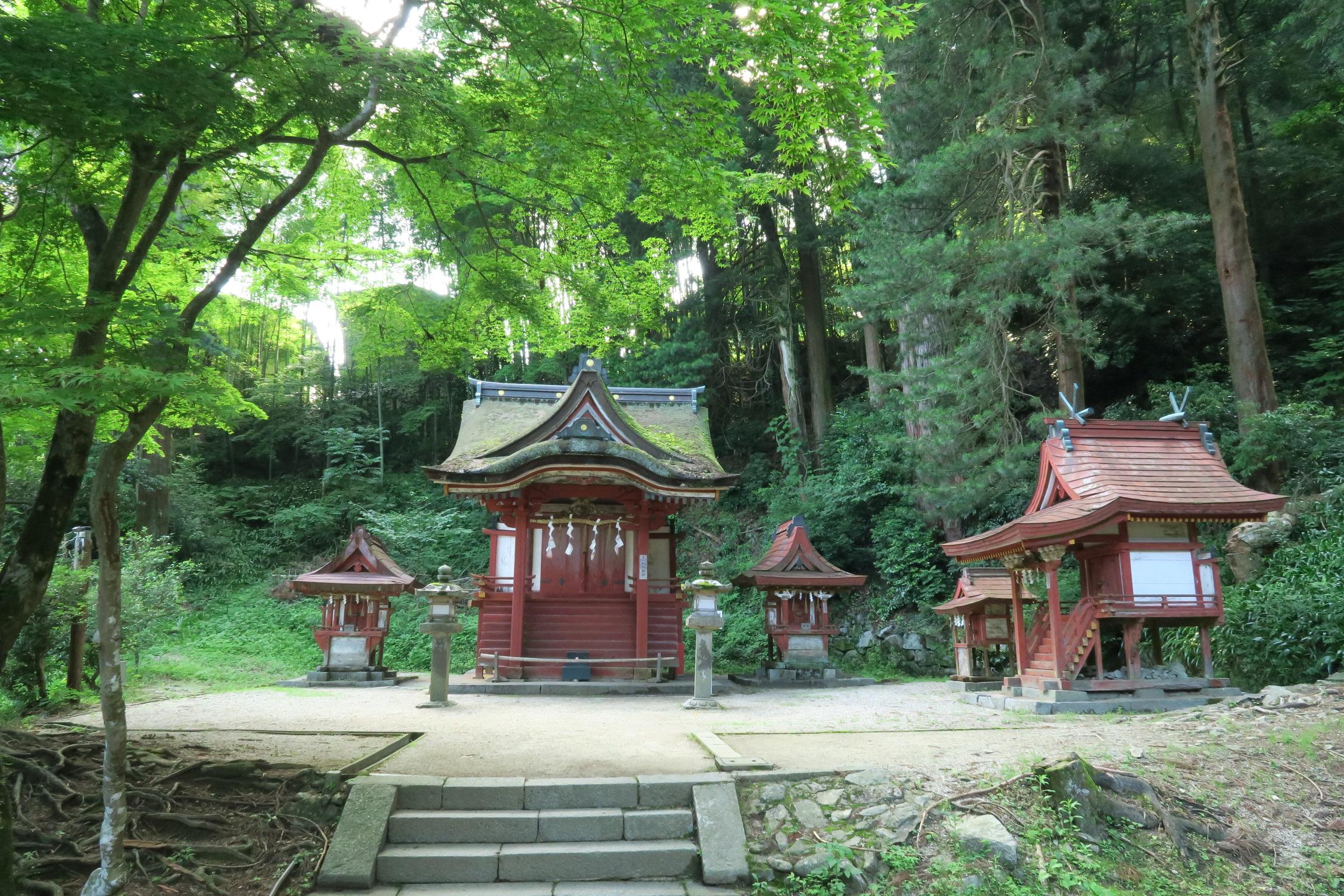比叡神社。