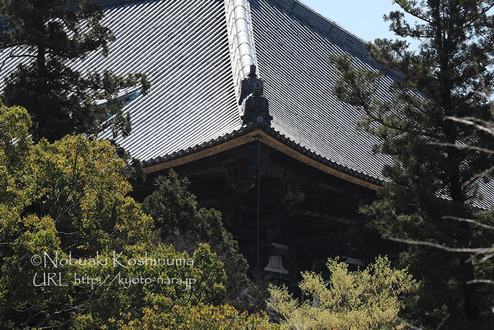 東大寺・大仏殿。