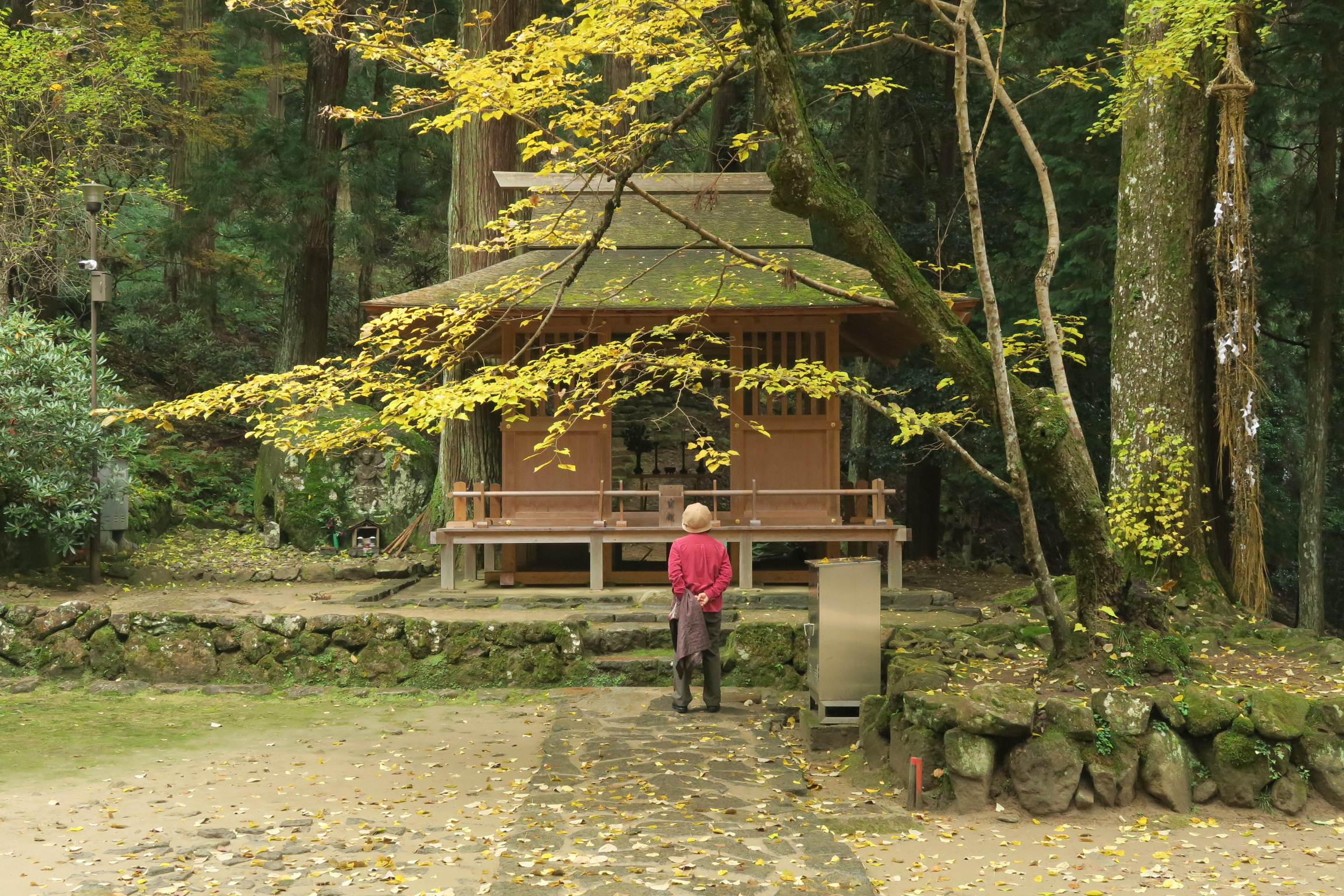 天神社拝殿