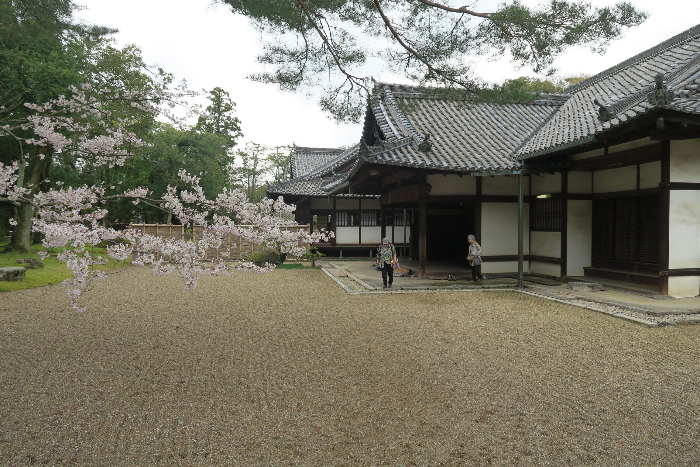 橿原神宮の文華殿(旧織田屋形)が特別公開。江戸時代の大名屋形の姿として貴重な建物。