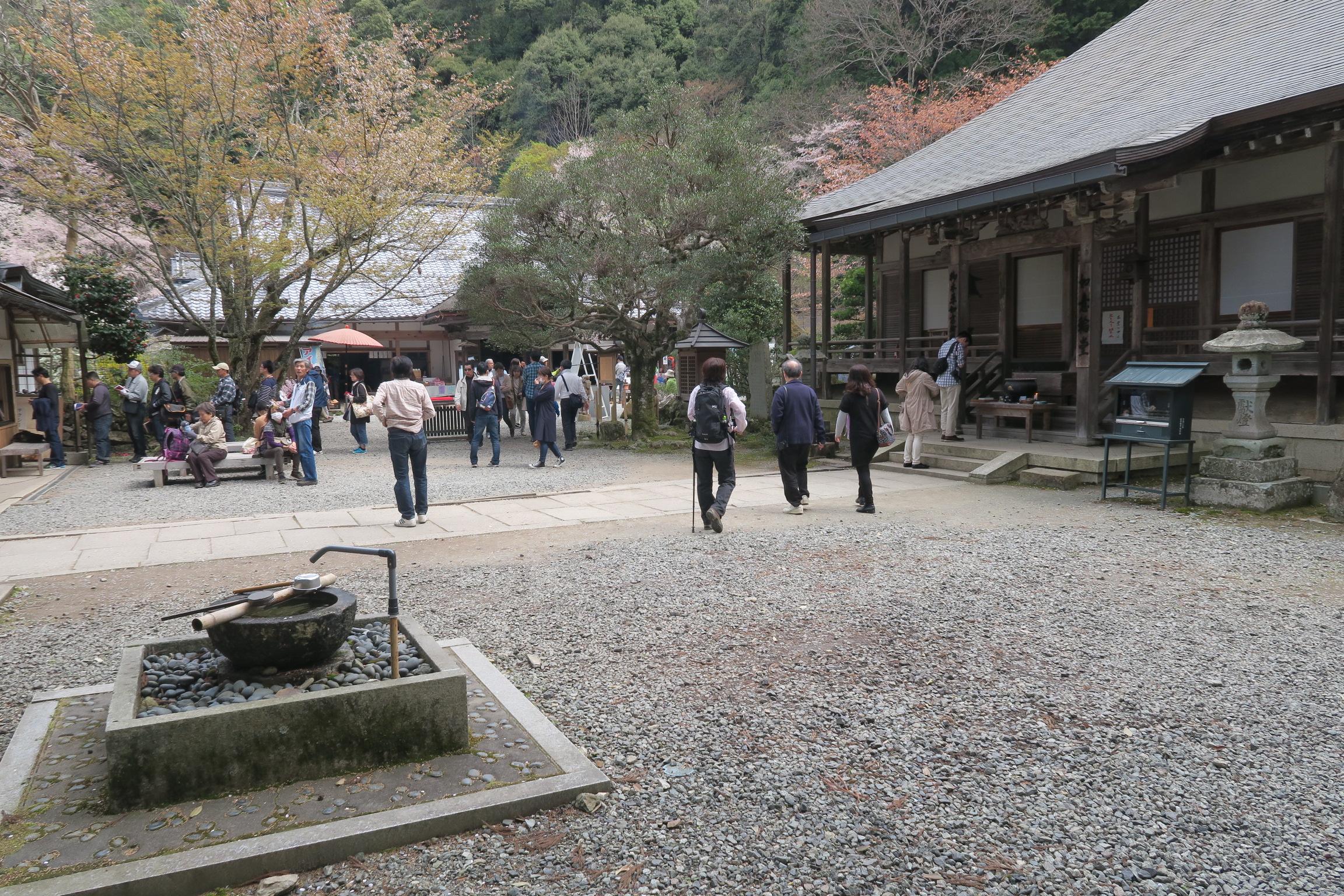 後醍醐天皇の勅願寺「如意輪寺」
