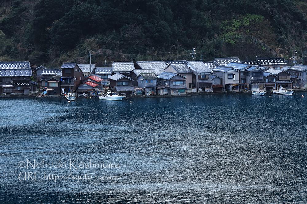 京都 伊根湾 舟屋