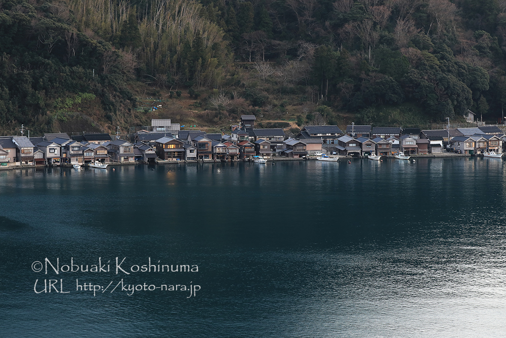 京都 舟屋