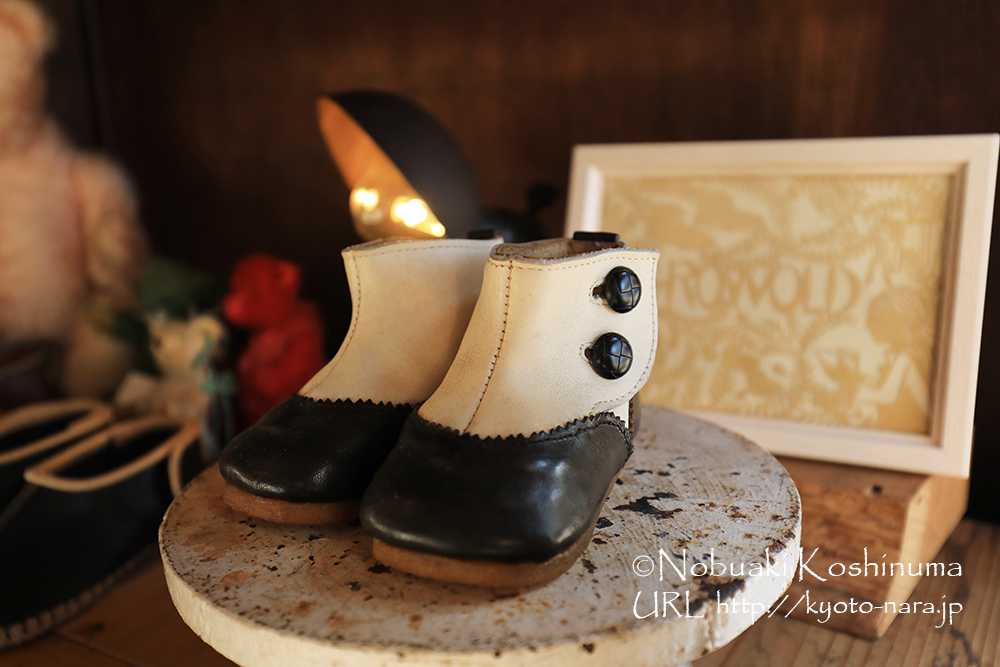 GROWOLD Shoes&Crafts 子ども靴