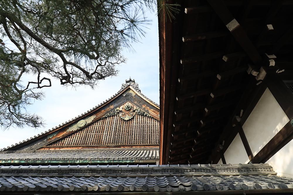 二条城 菊の御門