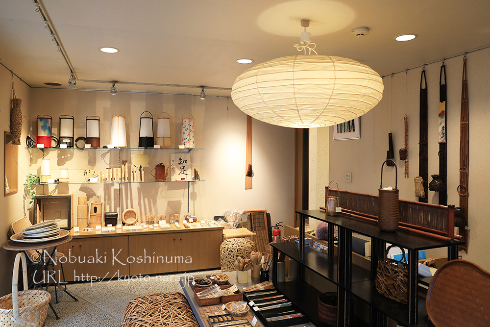 横山竹材店 TAKENOKO