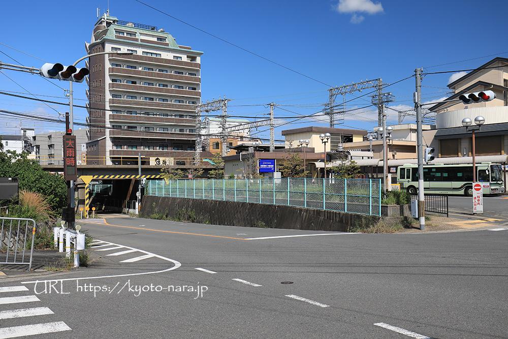 京阪本線 中書島駅