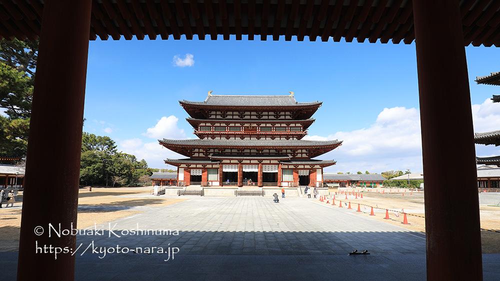 Yakushiji World Heritage Site