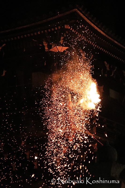 【東大寺】二月堂の修二会(お水取り) 日程