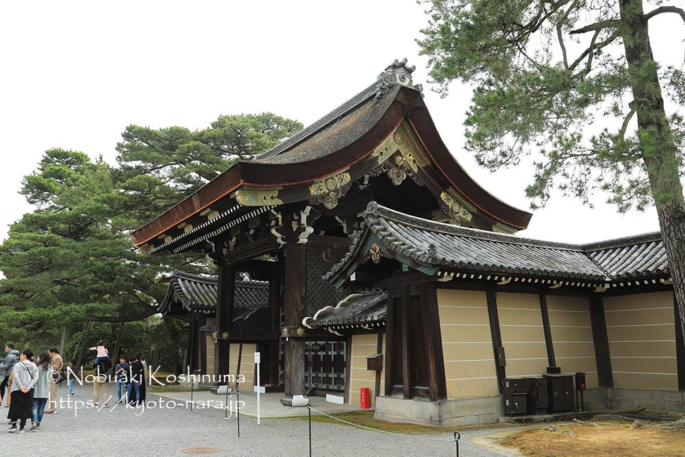 Kyoto Imperial Palace Kenreimon