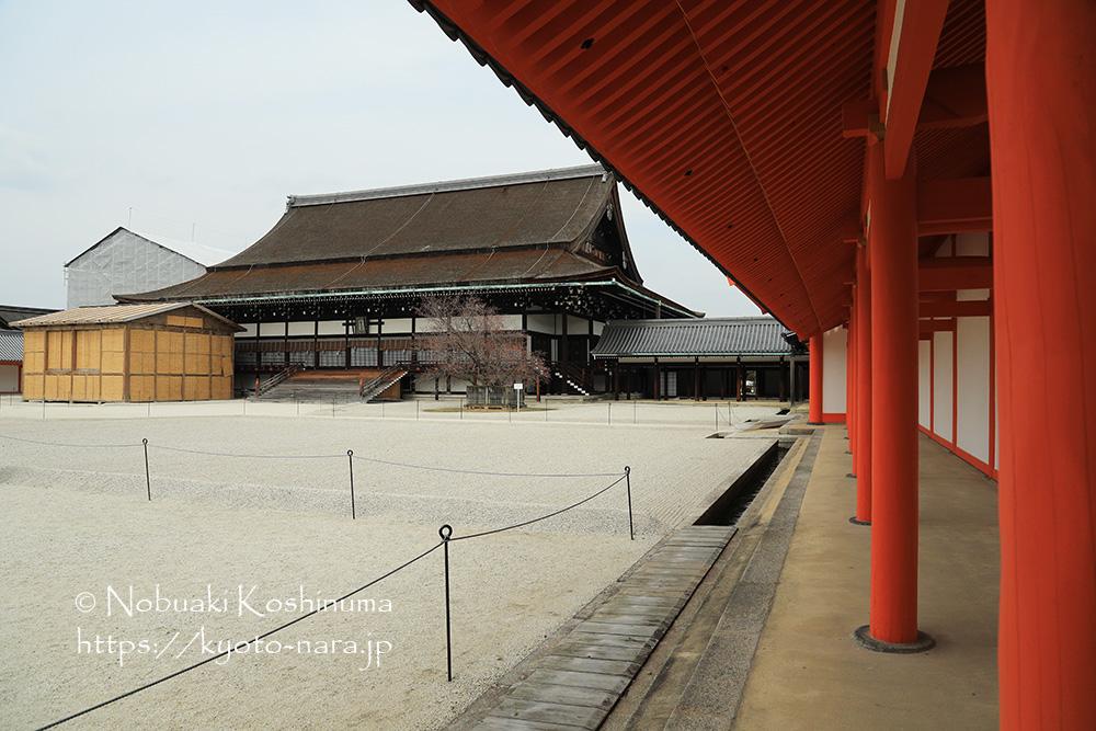 Kyoto Imperial Palace Shiyaden