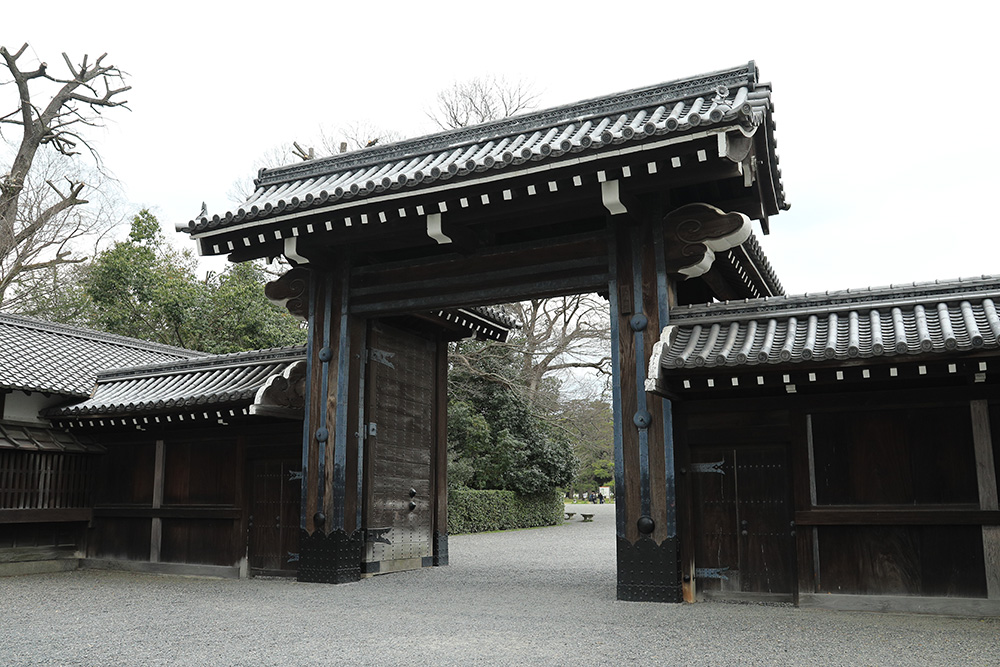 京都御所 堺町御門