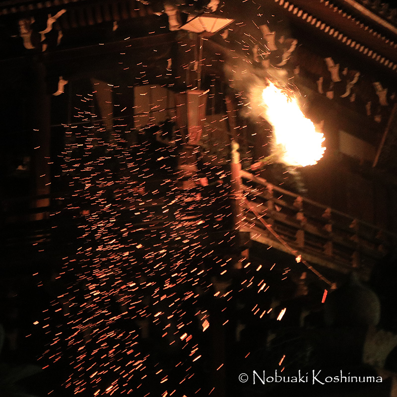 【Todaiji Temple】Shuji-kai in February-do (Water-taking) Schedule