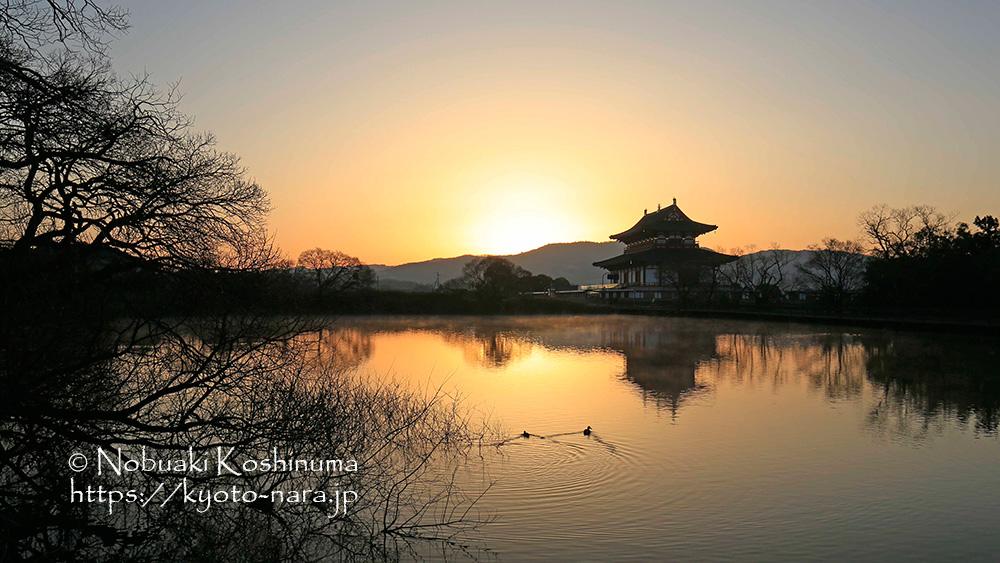 Heijo Palace Ruins 1st Daigoku-den