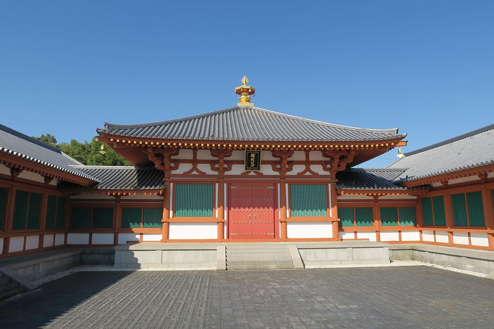 法隆寺 大宝蔵院