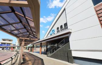 JR 木津駅