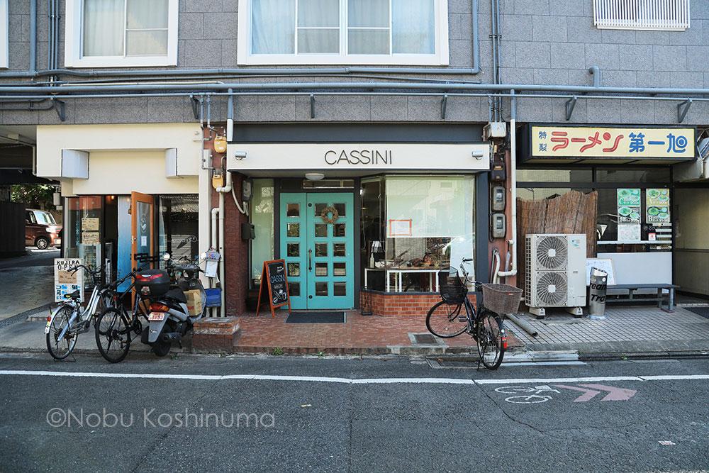 CASSINI カッシーニ パン屋 京都市左京区
