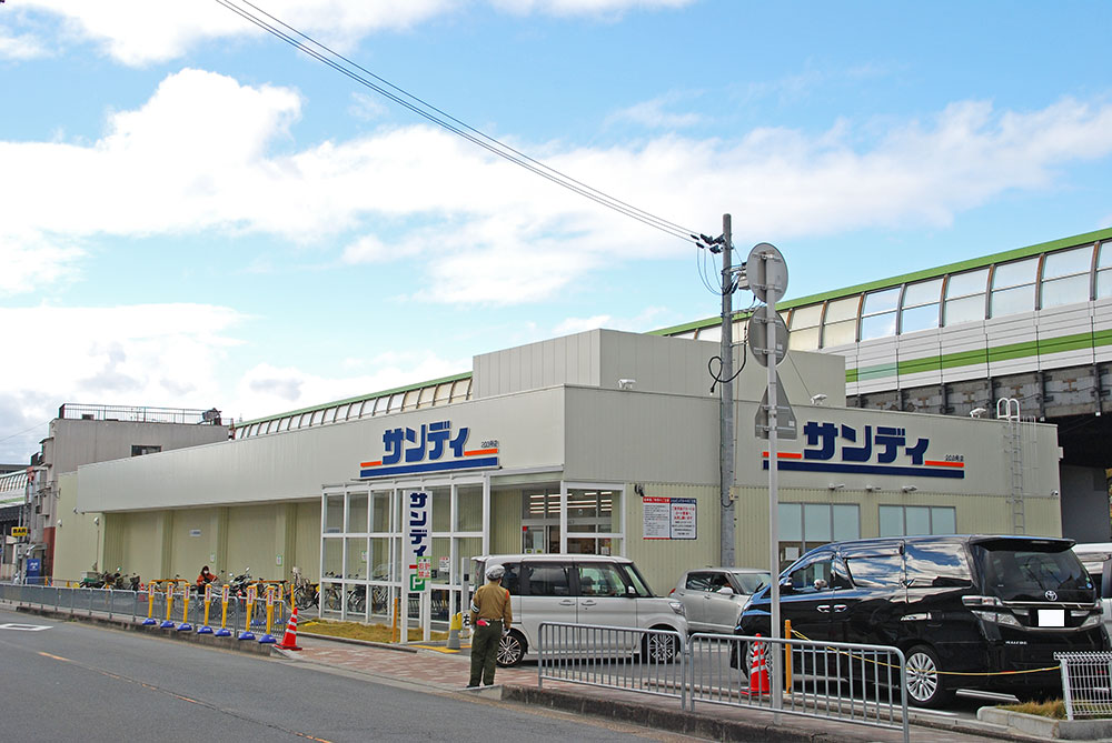 市営地下鉄烏丸線 & 近鉄京都線 竹田駅
