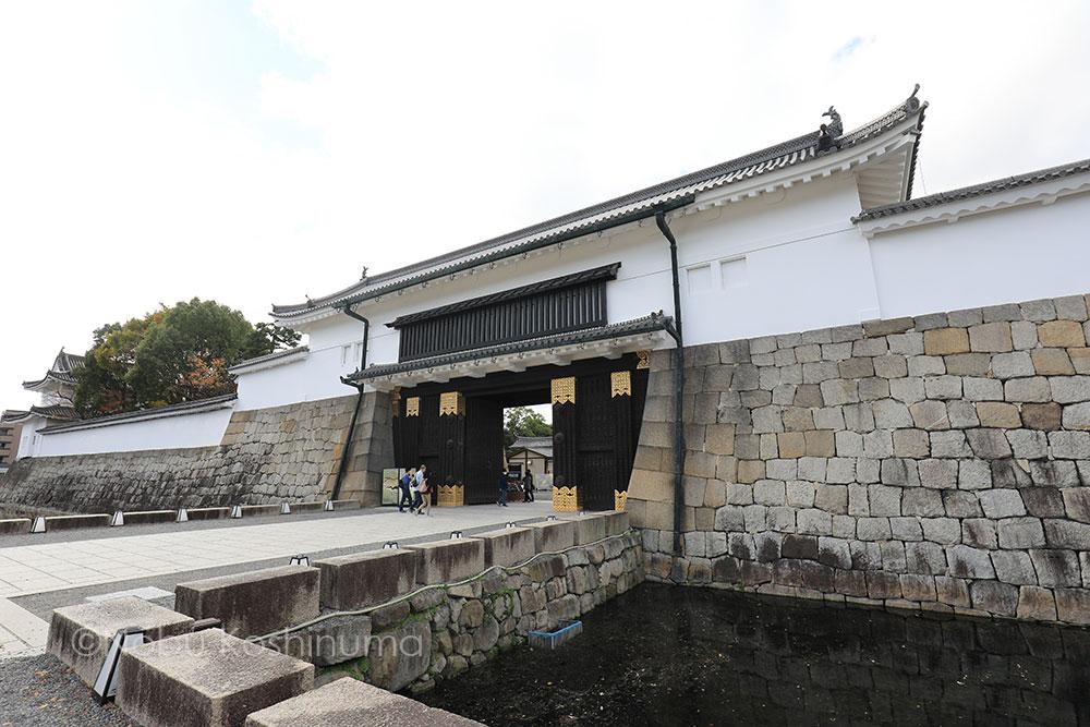 二条城 / 京都 世界遺産 東大手門