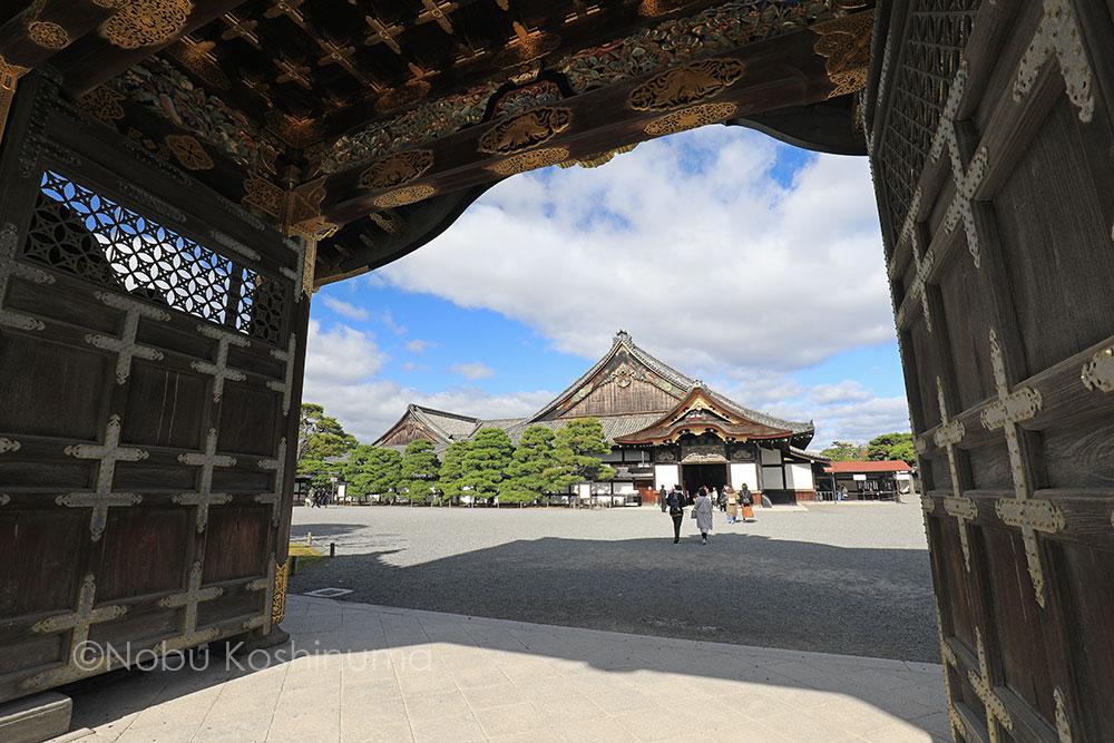 二条城 / 京都 世界遺産 二の丸御殿 国宝
