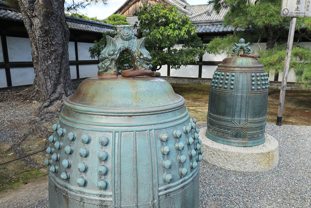 二条城 / 京都 世界遺産 釣鐘