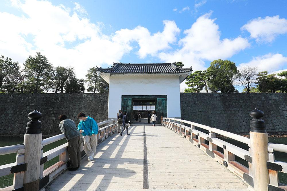 二条城 / 京都 世界遺産 本丸櫓門