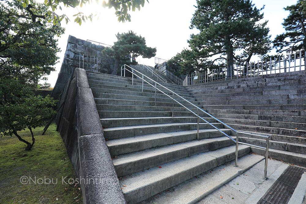 二条城 / 京都 世界遺産 天守台
