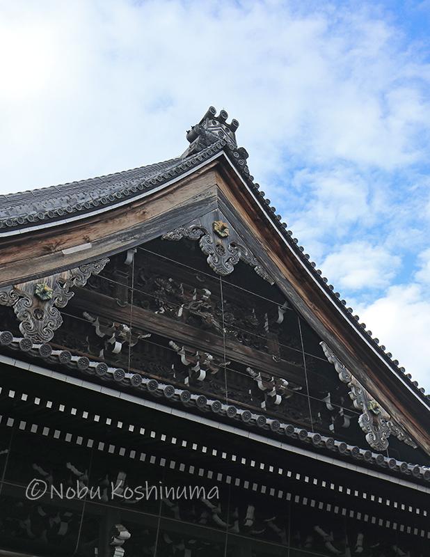 西本願寺 国宝建造物 御影堂