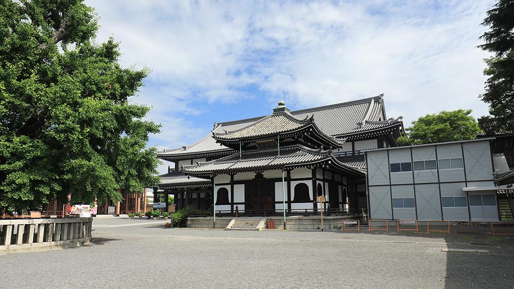 西本願寺 経蔵