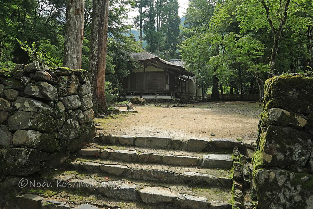 高山寺 世界遺産 開山堂