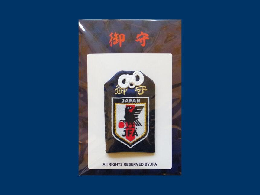 京都 熊野神社 サッカー お守り 八咫烏